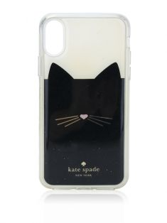 Case para iPhone Kate Spade Gato Bicolor X