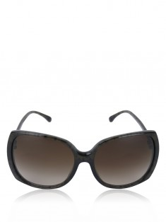 Óculos Chanel Brown Square Oversized Frame CC 5216