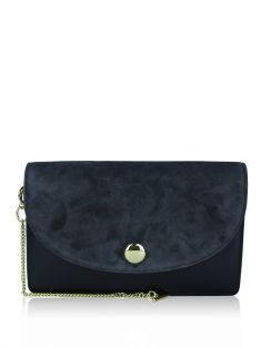Clutch Diane Von Furstenberg Saddle Evening Bicolor