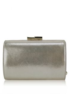 Clutch Jimmy Choo Tube Dourada