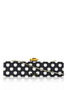 Clutch Kate Spade Far From The Tree Off Duty Estampada