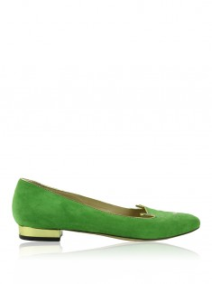 Slipper Charlotte Olympia Kitty Verde