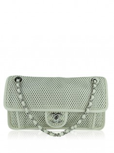 Bolsa Chanel Up In The Air Flap Branco