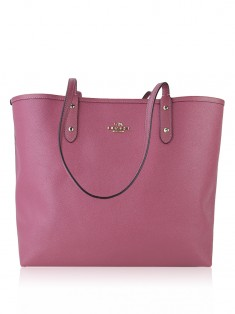 Bolsa Coach Reversible City Tote
