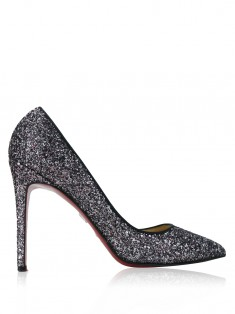 Sapato Christian Louboutin Pigalle Glitter