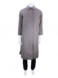 Trench Coat Burberrys' Bege Masculino