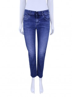 Calça Seven For All Mankind The Relaxed Skinny Jeans