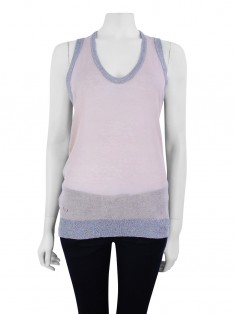 Blusa Zadig & Voltaire Deluxe Salmão