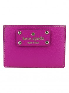 Porta Cartão Kate Spade Wellesley Graham