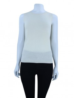Blusa C By Bloomingdales Cashmere Creme
