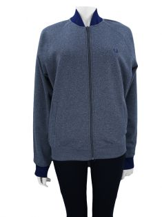 Jaqueta Fred Perry Cinza