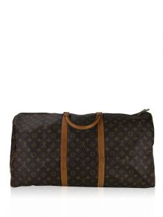 Mala Louis Vuitton Keepall Vintage Monograma