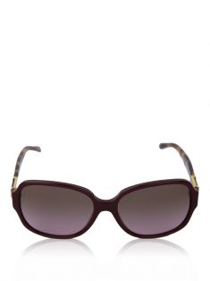 Óculos Tory Burch Acetato Bordô