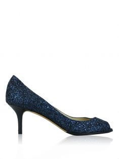 Peep toe Jimmy Choo Isabel Azul