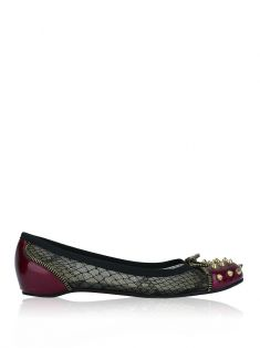Sapatilha Christian Louboutin Candy Spike