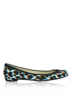 Sapatilha Christian Louboutin Sonietta Animal Print