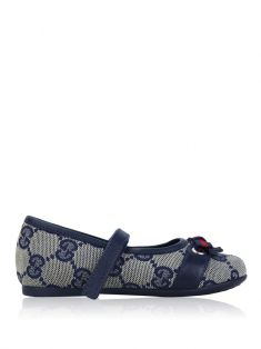 Sapatilha Gucci GG Canvas Web Infantil