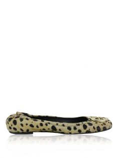 Sapatilha Tory Burch Minnie Leopardo