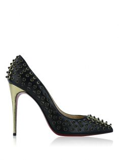 Sapato Christian Louboutin Billy Preto