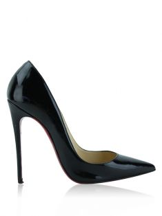 Sapato Christian Louboutin So Kate 120 Preto