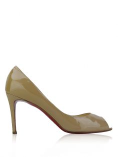 Sapato Christian Louboutin You You Nude