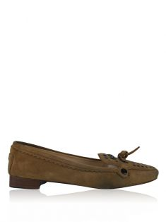 Sapato Tod's Studded Loafer Bege