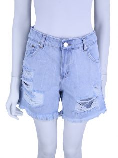 Shorts Le Lis Blanc Destroyed Jeans