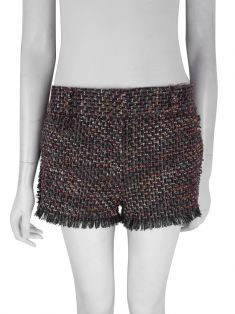 Shorts NK Store Tweed Colorido