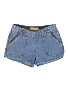 Shorts Stella McCartney Kids Jeans Infantil