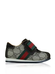 Tênis Gucci Canvas GG Canvas Infantil