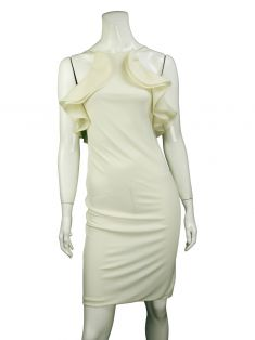 Vestido Gucci Off White