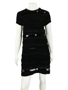 Vestido Moschino Cheap and Chic Preto