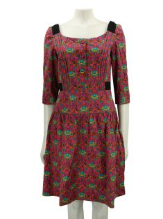Vestido Prada Holliday & Brown Estampado