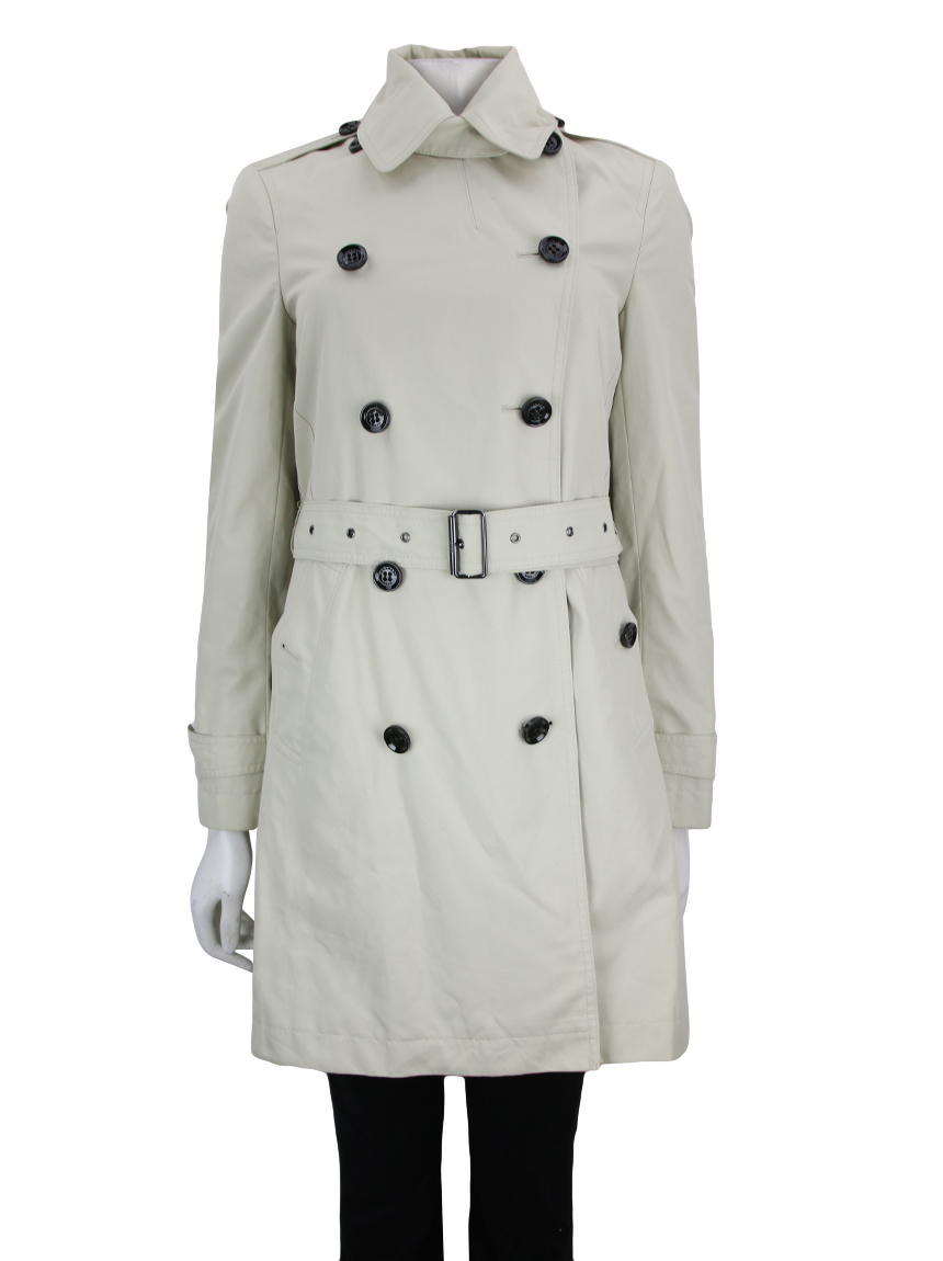 cheap for discount 99a0f 5aefc Trench Coat Burberry Brit Bege